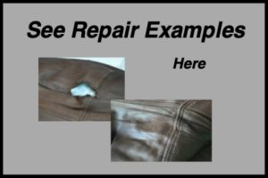 Leather Repair Examples