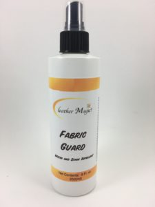 Leather & Fabric Protector