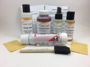 Leather Color Restoration Kit