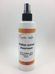 Suede NuBuck Leather Conditioner