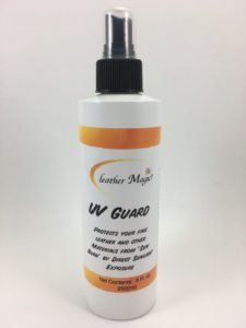UV Protector spray for leather