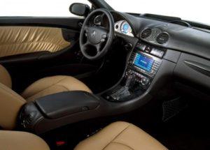 Automotive Interior Colors