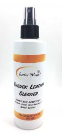 Nubuck Suede Leather Cleaner