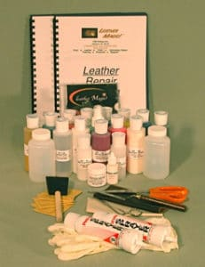 Mini-Pro Leather Repair Kit