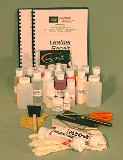 Mini-Pro Leather Repair Kit